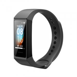 "Smartband Xiaomi Mi Band 4C, TFT 1.08"", Incarcare USB, Ritm cardiac PPG, Bluetooth v5.0, Waterproof 5ATM, 130mAh, Global, Negru0"