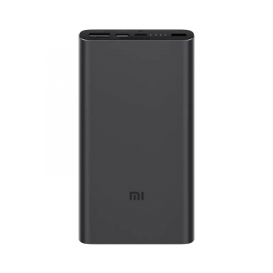 Acumulator extern Xiaomi Mi Power Bank 3 Negru0