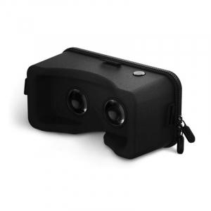 """Ochelari realitate virtuala Xiaomi VR Play V1C binoculari compatibili cu smartphone intre 4.7"""" si 5.7"""", Negru [2]"""