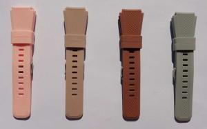 Bratara de schimb din silicon, cu striatii, pentru Xiaomi Huami Amazfit GTR de 42mm, diferite colorituri, usor de utilizat, confortabila si rezistenta [12]
