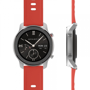 Ceas inteligent Xiaomi Huami Amazfit GTR, 1.2 inch, 42 mm, Amoled, GPS, 5ATM Waterproof, Bluetooth 5.0, 195 mAh, Global4