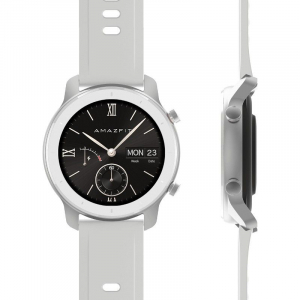 Ceas inteligent Xiaomi Huami Amazfit GTR, 1.2 inch, 42 mm, Amoled, GPS, 5ATM Waterproof, Bluetooth 5.0, 195 mAh, Global6