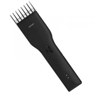 Aparat de tuns Xiaomi Enchen Boost Hair Clipper cu lama nano-ceramica, 2 viteze, Incarcare rapida prin USB Type-C, Global, Negru [2]