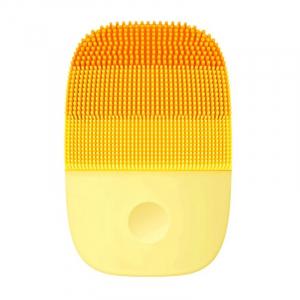 Perie electrica de masaj si curatare faciala Xiaomi inFace Sonic MS2000-1 Orange, 3 zone de curatare, 3 trepte de viteza, IPX7 [0]