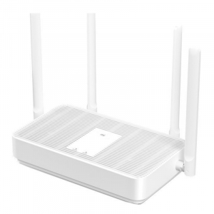 Router Wi-Fi Xiaomi Mi Router AX1800 Global, Wi-Fi 6, 5Ghz, Gigabit, Dual Band, 256MB RAM, WPA3, Qualcomm A53, 5 Core, OFDMA, MU-MIMO1