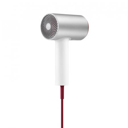 Uscator de par Xiaomi Soocas H5 Silver, 1800W, 20000rpm, Anionic, Aliaj aluminiu, Izolare a duzei de aer3