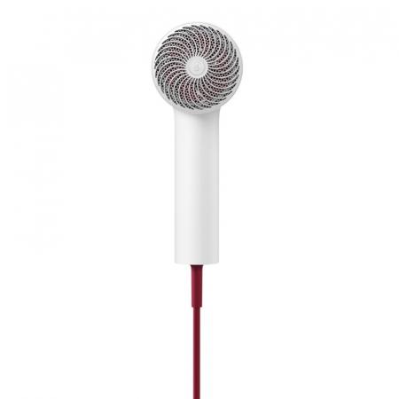Uscator de par Xiaomi Soocas H5 Silver, 1800W, 20000rpm, Anionic, Aliaj aluminiu, Izolare a duzei de aer4