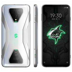 Telefon mobil Xiaomi Black Shark 3 Gaming Phone 5G, AMOLED 6.67inch, 8GB RAM, 128GB ROM, Snapdragon865, 2x 2360mAh, Dual SIM, Global, Silver3