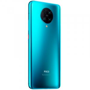 Telefon mobil Xiaomi POCO F2 Pro, 5G, AMOLED 6.67inch, 6GB RAM, 128GB ROM, Android 10, Snapdragon865 OctaCore, Dual SIM, 4700mAh, Albastru3