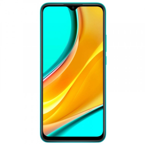 "Telefon mobil Xiaomi Redmi 9, 4G, IPS 6.53"" DotDisplay, 3GB RAM, 32GB ROM, MIUI v12,Helio G80 OctaCore, NFC, 5020mAh, Dual SIM, EU, Verde1"