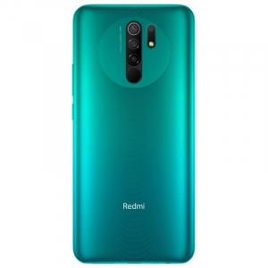 "Telefon mobil Xiaomi Redmi 9, 4G, IPS 6.53"" DotDisplay, 3GB RAM, 32GB ROM, MIUI v12,Helio G80 OctaCore, NFC, 5020mAh, Dual SIM, EU, Verde2"