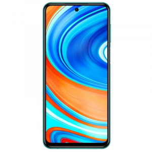 Telefon mobil Xiaomi Redmi Note 9 Pro, 4G, IPS 6.67inch, 6GB RAM, 64GB ROM, Snapdragon 720G OctaCore, 5020mAh, Dual SIM, Global, Verde1