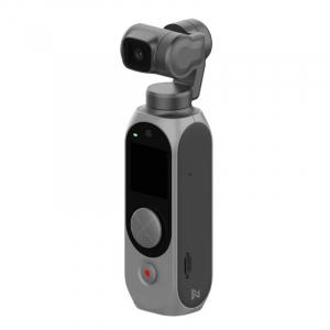 Camera video de buzunar Xiaomi FIMI PALM 2 Gimbal Camera Gri, 4K, Stabilizator mecanic pe 3 axe, Smart track, Anulare zgomot, Wi-Fi, 2600mAh0