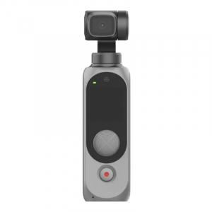 Camera video de buzunar Xiaomi FIMI PALM 2 Gimbal Camera Gri, 4K, Stabilizator mecanic pe 3 axe, Smart track, Anulare zgomot, Wi-Fi, 2600mAh2
