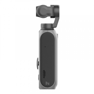 Camera video de buzunar Xiaomi FIMI PALM 2 Gimbal Camera Gri, 4K, Stabilizator mecanic pe 3 axe, Smart track, Anulare zgomot, Wi-Fi, 2600mAh4