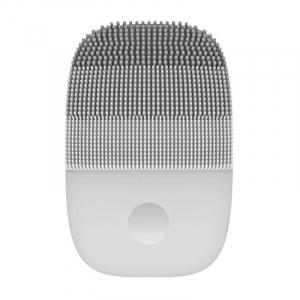 Perie electrica de masaj si curatare faciala Xiaomi inFace Sonic MS2000-1 Gri, 3 zone de curatare, 3 trepte de viteza, IPX70
