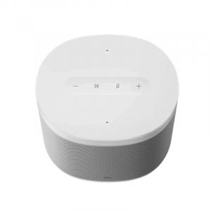 Boxa inteligenta Xiaomi Mi Smart Speaker Alb, 12W, Hub, Conexiune multidispozitiv,Amlogic A113X QuadCore, Control vocal, Wi-Fi, Bluetooth4