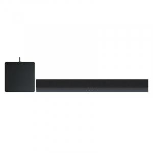 """Soundbar cu subwoofer de 6.5"""" Xiaomi Mi Soundbar 2.1 Cinema Version Negru, 100W, Bluetooth v5.0, AUX, Optic, Coaxial, Control tactil2"""