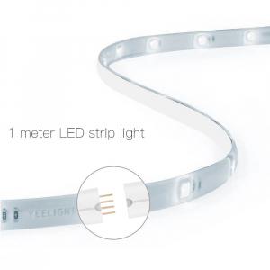 Xiaomi Yeelight Lightstrip Plus, extensie de 1m, RGB [0]