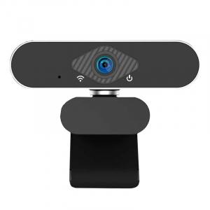 Camera Web FHD Xiaomi Xiaovv USB IP Camera cu microfon si tripod, 2MP,Unghi larg 150°,Auto focus, Recunoastere faciala, Alimentare USB2