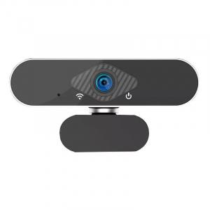 Camera Web FHD Xiaomi Xiaovv USB IP Camera cu microfon si tripod, 2MP,Unghi larg 150°,Auto focus, Recunoastere faciala, Alimentare USB3
