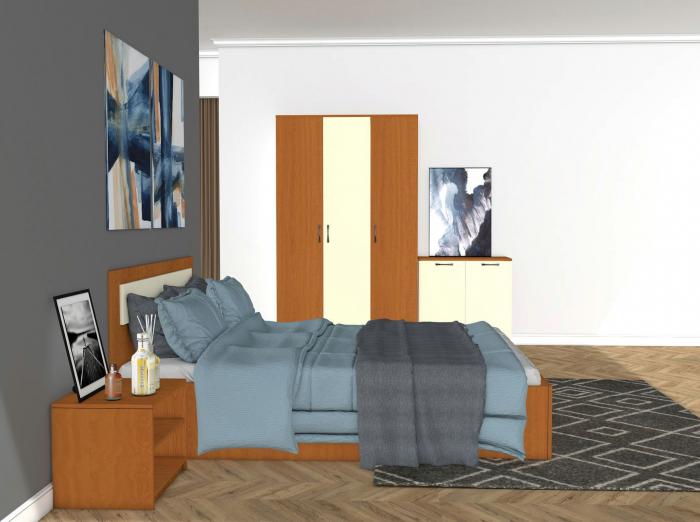 Set Dormitor MARIO [1]