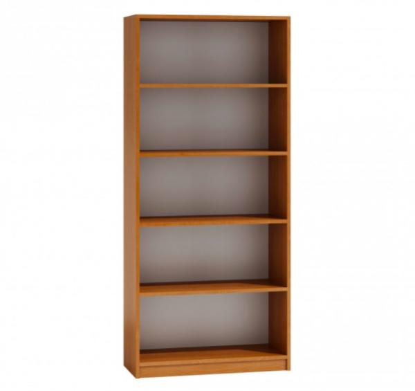 Etajera Birou Cires cu 4 Polite de Depozitare Dimensiuni : 200x70x35 0