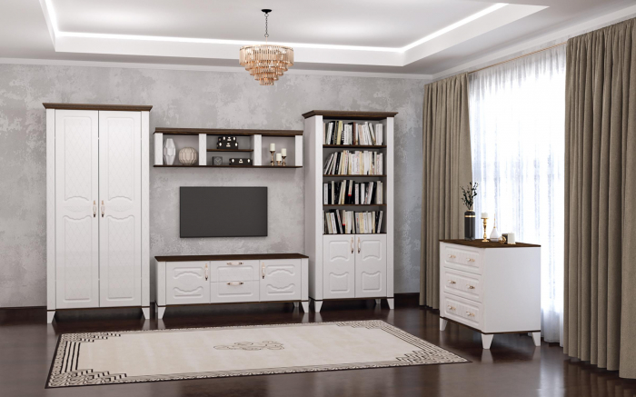 Comoda Tv Antalya cu 3 sertare [1]