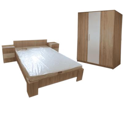Set Dormitor Star SonomaAlb0