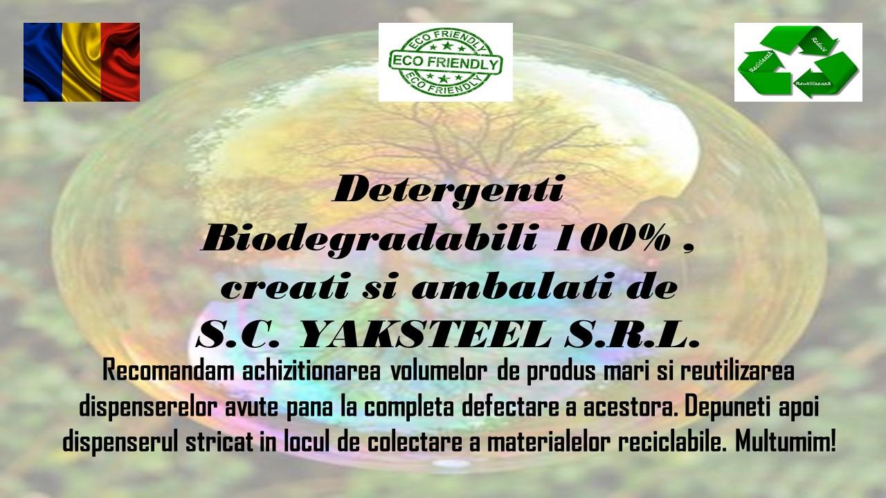 SC.YAKSTEEL S.R.L. , lansare magazin on-line