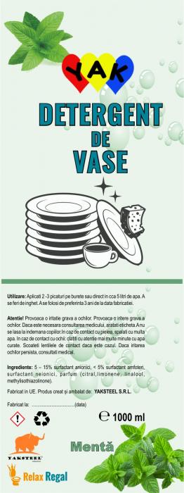 Detergent vase Menta 0