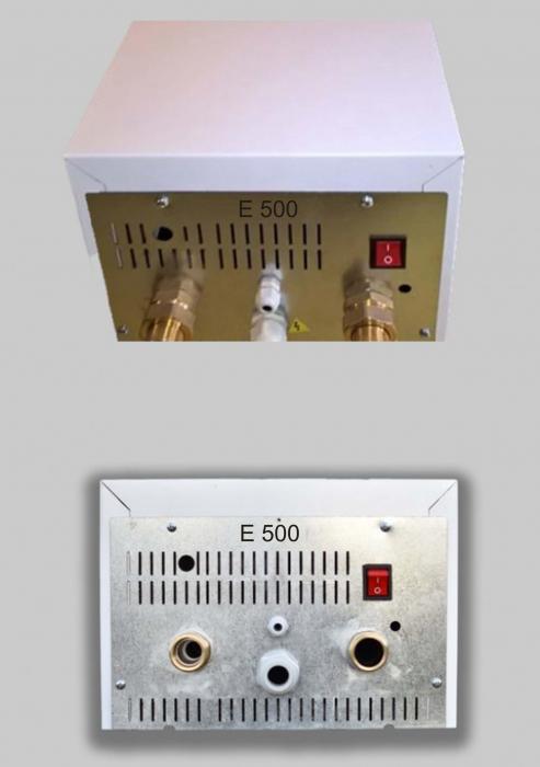 Centrala electrica prin ionizare ELLA 500 1
