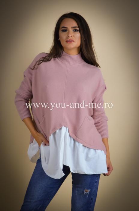 Bluza cu guler tunica si camasa [0]