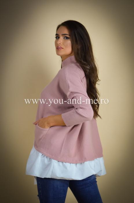 Bluza cu guler tunica si camasa [4]