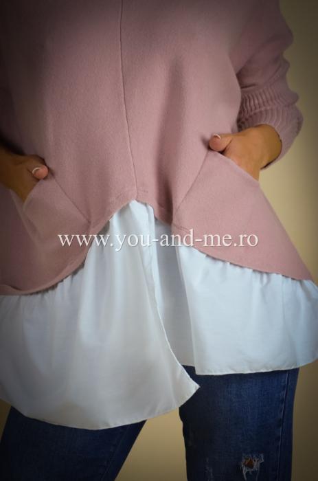 Bluza cu guler tunica si camasa [3]