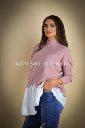 Bluza cu guler tunica si camasa [1]