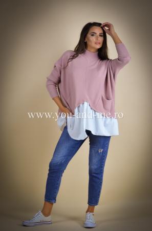 Bluza cu guler tunica si camasa [6]