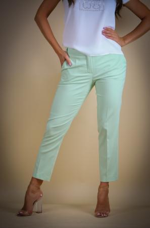 Pantaloni dama eleganti vernil [1]