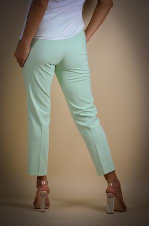 Pantaloni dama eleganti vernil [3]