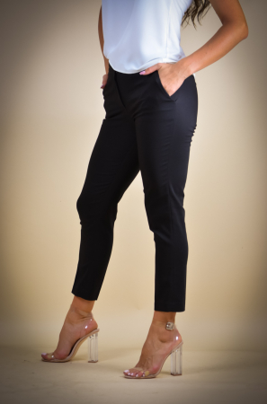 Pantaloni dama eleganti negri [2]