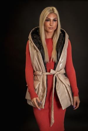 Vesta de dama cu cordon [1]