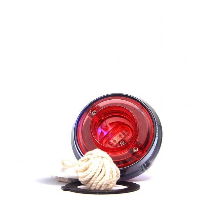 Titirez Elec-Trick cu LED - Negru si Rosu [1]
