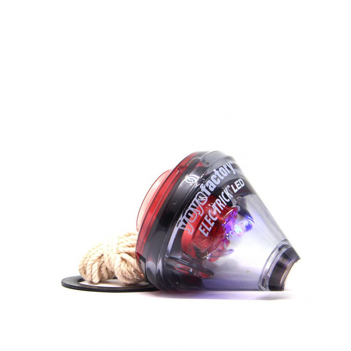 Titirez Elec-Trick cu LED - Negru si Rosu [0]