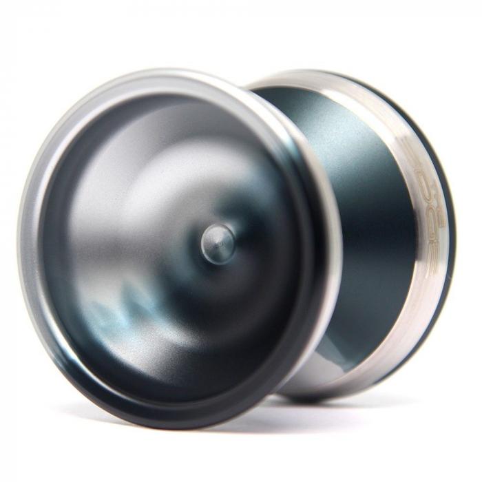 Yoyo Edge Special - Negru si Argintiu [0]