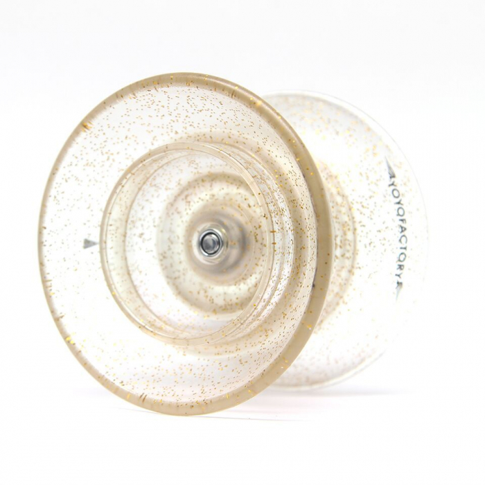 Yoyo Flight Special - Transparent Stralucitor 0