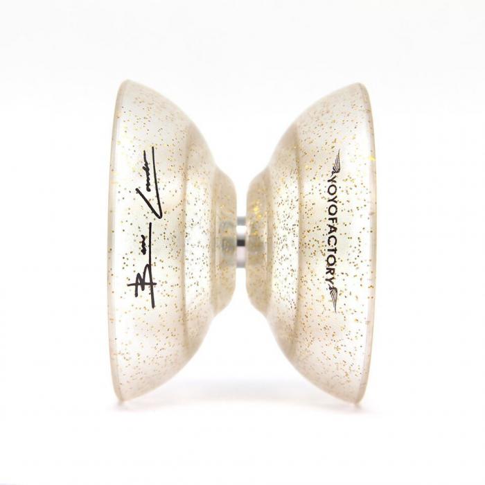 Yoyo Flight Special - Transparent Stralucitor [1]