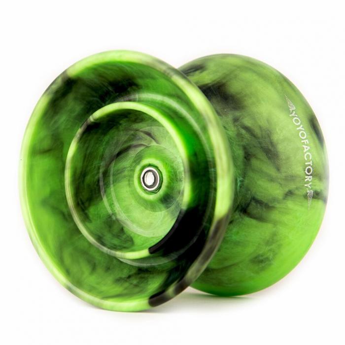 Yoyo Flight Special - Verde si Negru 0