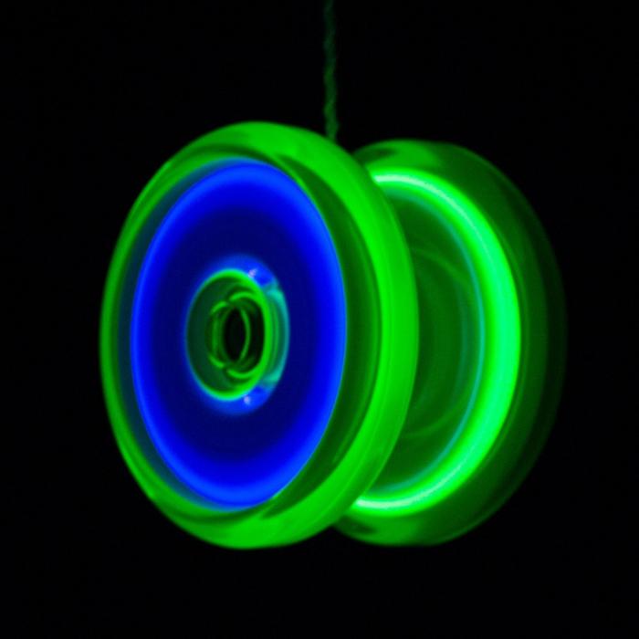Yoyo Hubstack Afterglow (cu LED) 0