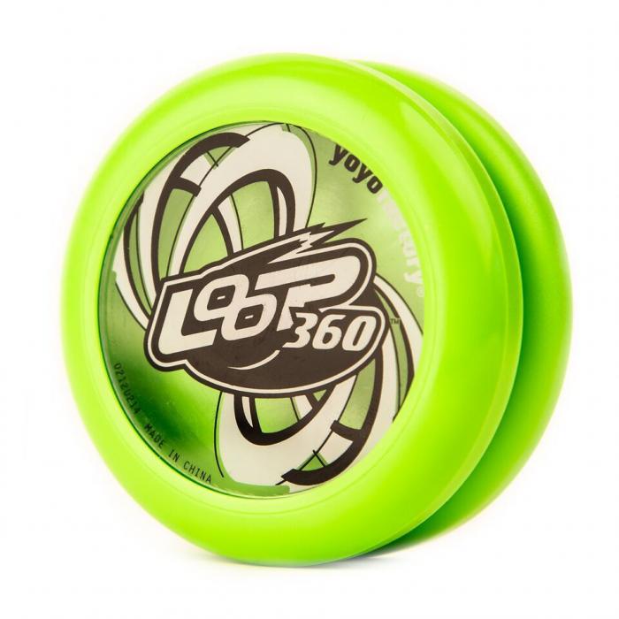 Yoyo Loop 360 - Verde [0]