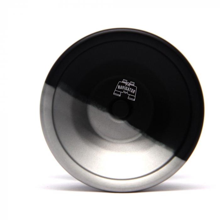 Yoyo Navigator Fade - Argintiu si Negru 2